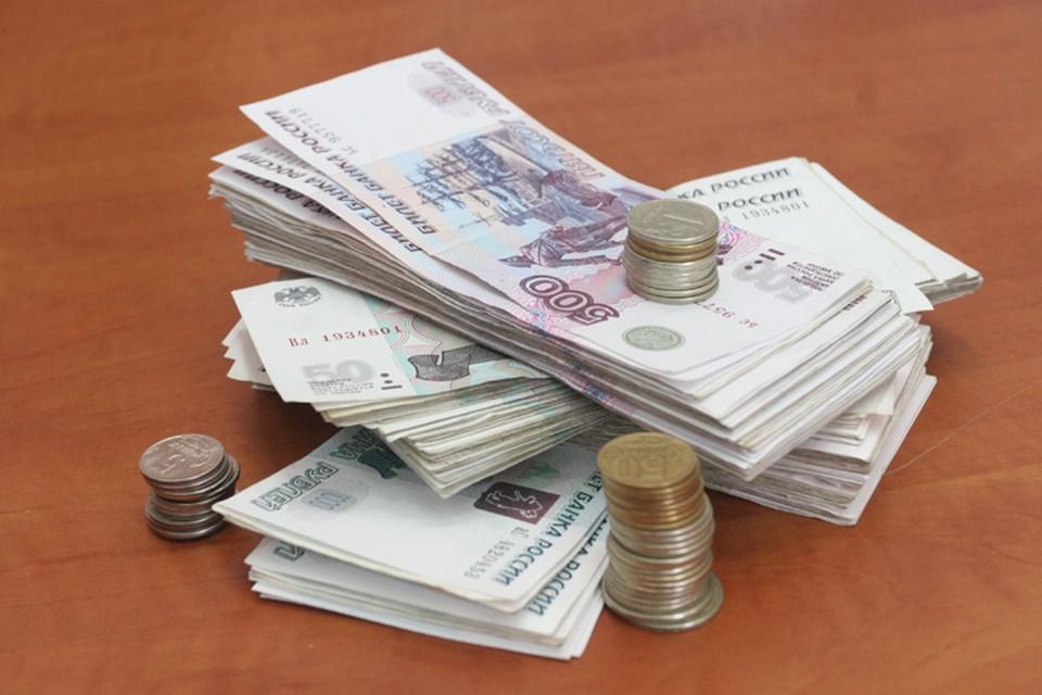 Около 2,5 млн рублей долгов по зарплате выплатили работникам завода в брянской Унече.
