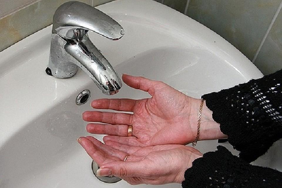 Воду отключат 24 ноября в 9.00.