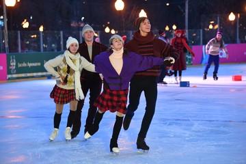 Ледовые катки 2020-2021 в Новосибирске: дата открытия, расписание, цены на билеты
