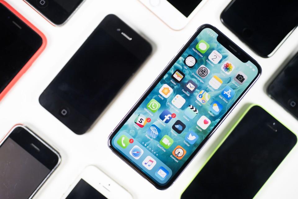 У многих пользователей на смартфоне установлено более 100 приложений, из которых используются только десять.