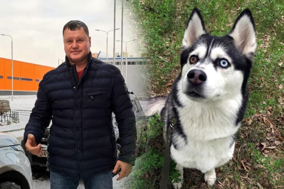 Иркутянин Владислав Хохлов не испугался проползти по тонкому льду ради спасения собаки.