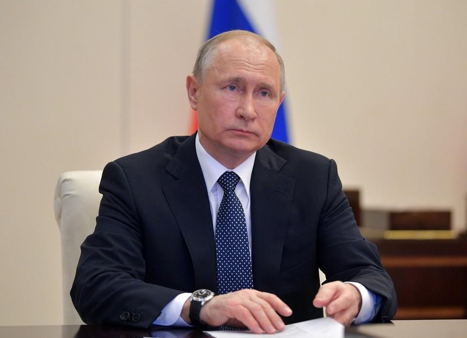 Церемония с участием Путина и послов пройдет с учетом эпидемиологических мер, сообщил Песков