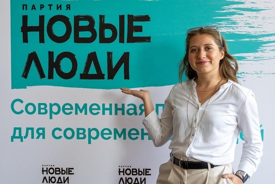 """Фото: пресс-служба партии """"Новые люди""""."""