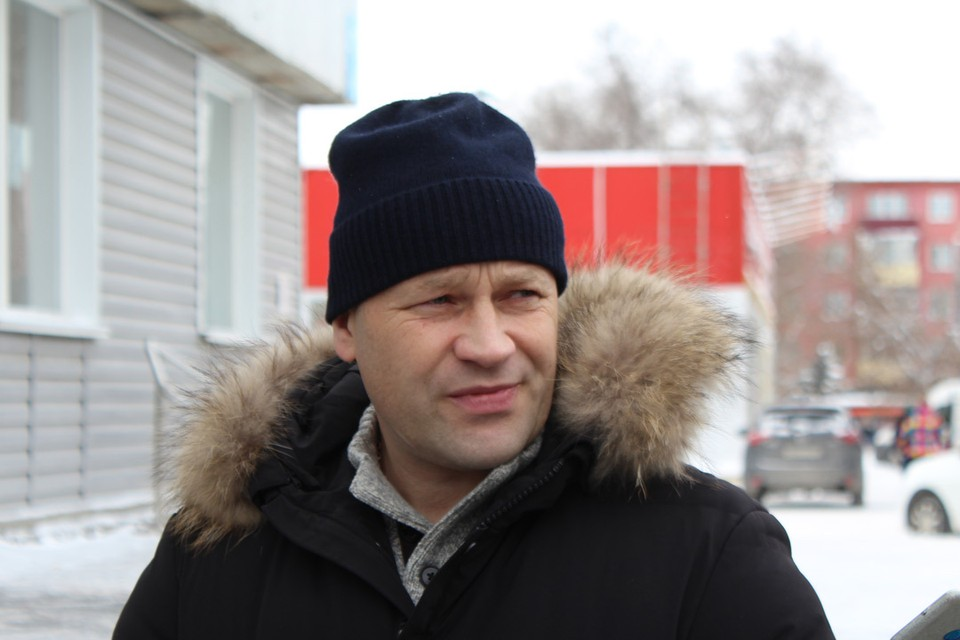Александр Тарасов.