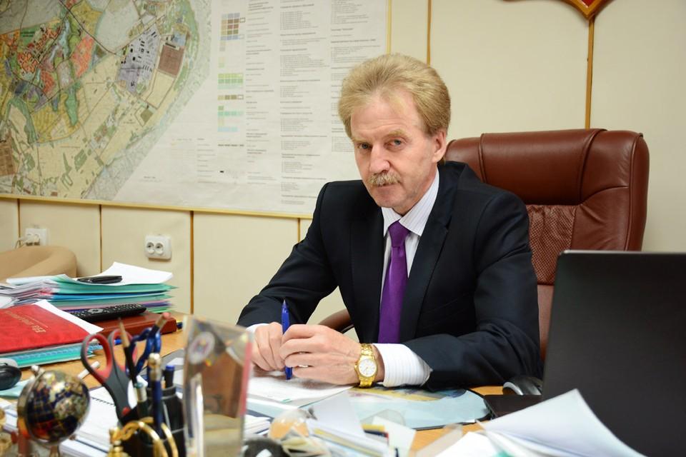 Николай Красников.