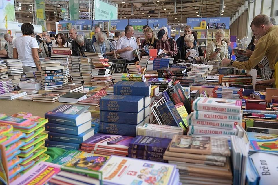 В России нужна «мода на книгу», считает помощник президента России Владимир Мединский