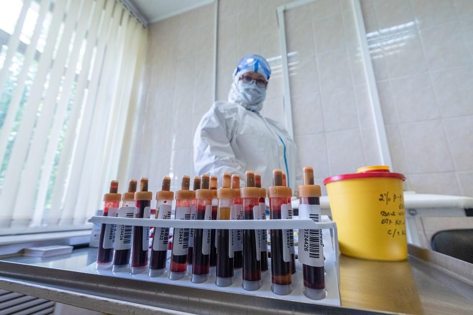 Минздрав Кузбасса: Почему число заболевших в сутки не превышает 200 человек