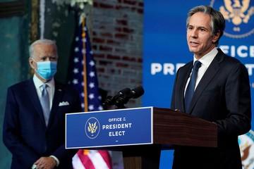 Будущего госсекретаря США подозревают в связях с сыном Байдена