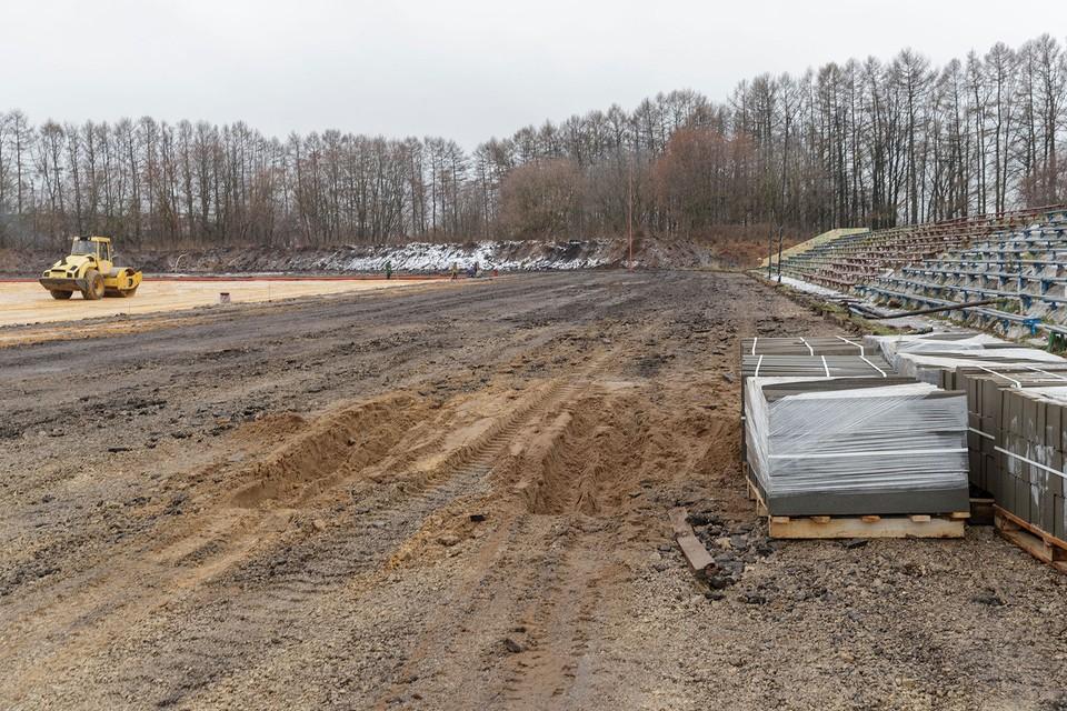 В Тульской области появится новое футбольное поле в Узловой