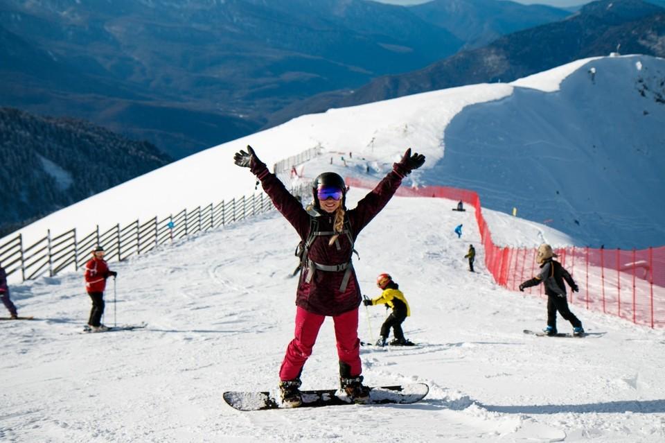 Трассы всех горнолыжных курортов Сочи – по единому ски-пассу