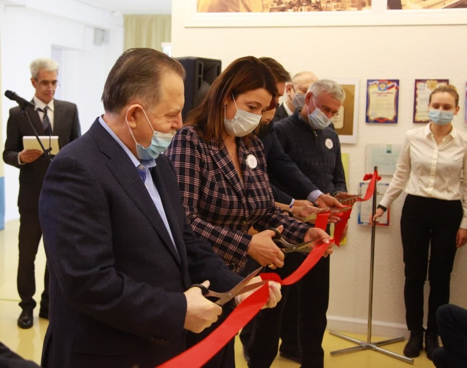Музей АВТОТОР открыл двери для посетителей