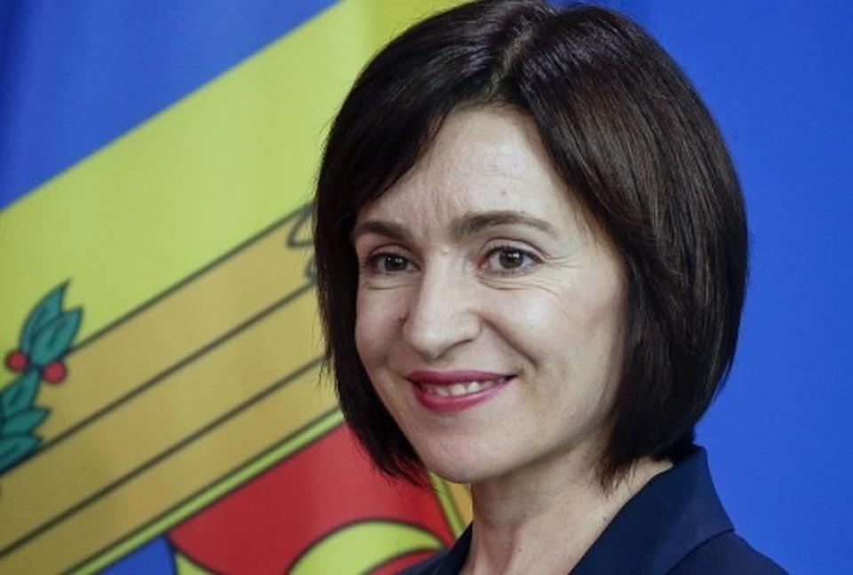 Санду намерена добиваться вывода российских войск из Приднестровья