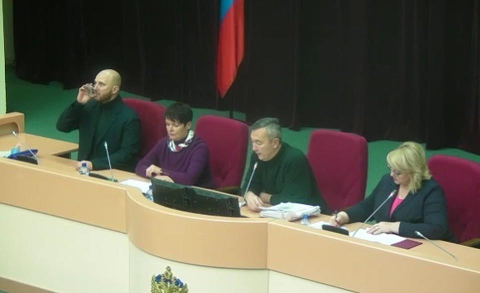 Заседание общественного градозащитного совета в Саратове