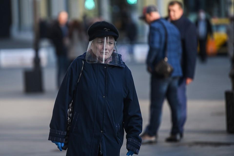В Москве выявлено почти восемь тысяч заражённых коронавирусом за сутки