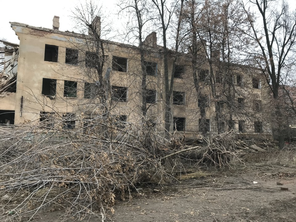 Под снос: в Туле продолжают ликвидировать аварийные дома