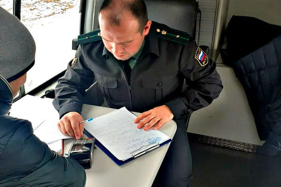 Под угрозой уголовной ответственности компания привела дорогу в порядок. ФОТО: УФССП по Ярославской области