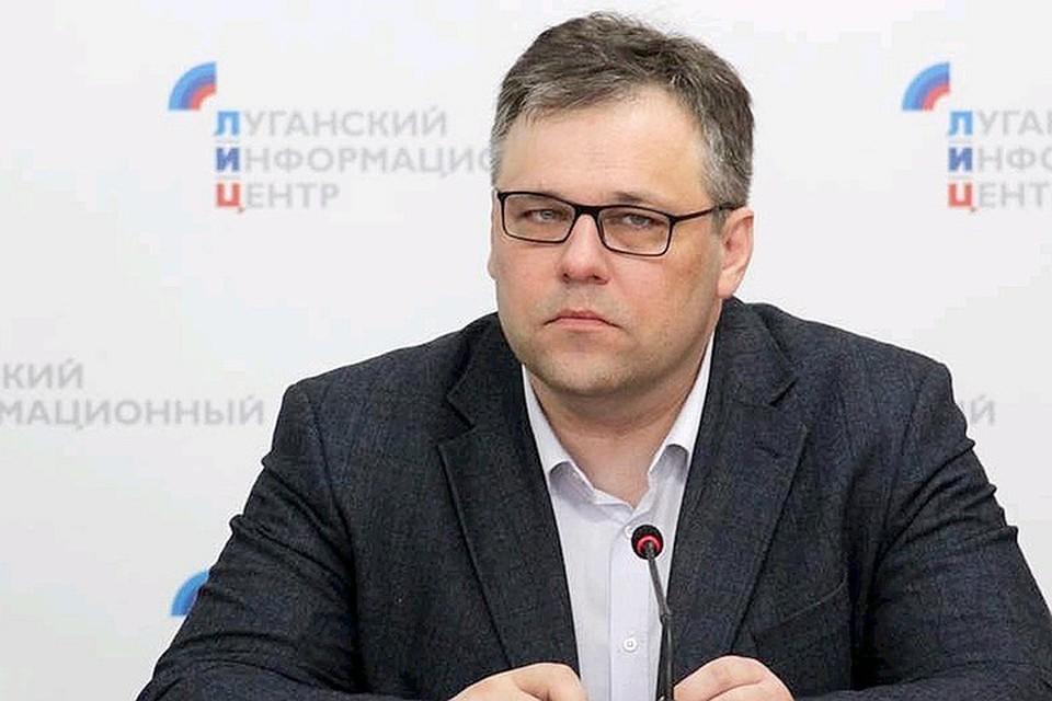 Советник главы ЛНР Родион Мирошник. Фото: Личная страничка героя публикации в соцсети