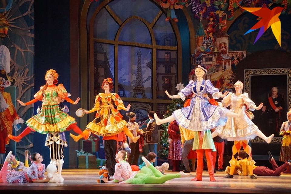 Воронежский театр поставил «кукольный» балет, которым дирижирует инженер-ядерщик