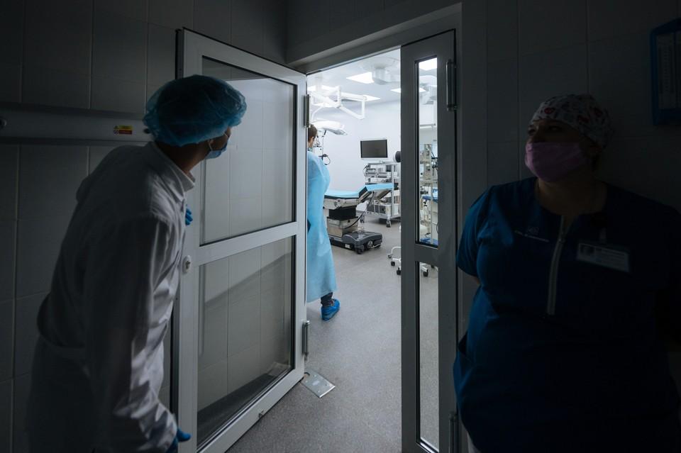 В Москве откроют 12 новых КТ-центров для больных COVID-19.