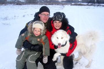 На Рождество сибирячка нагадала имя мужа, а сына загадала на Новый год: вы не поверите, но ребенок появился 31 декабря