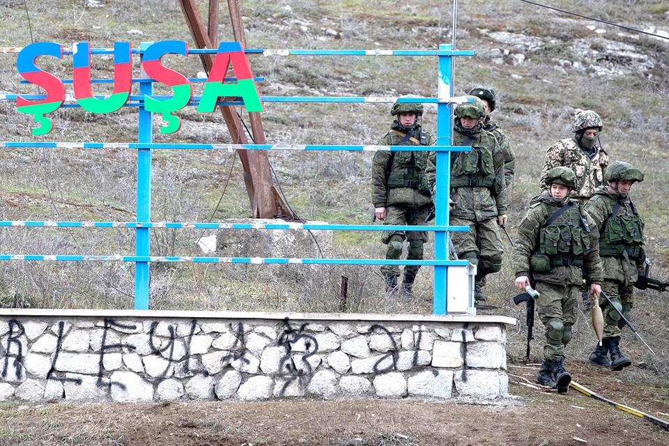 Последние новости о ситуации в Нагорном Карабахе на 1 декабря 2020
