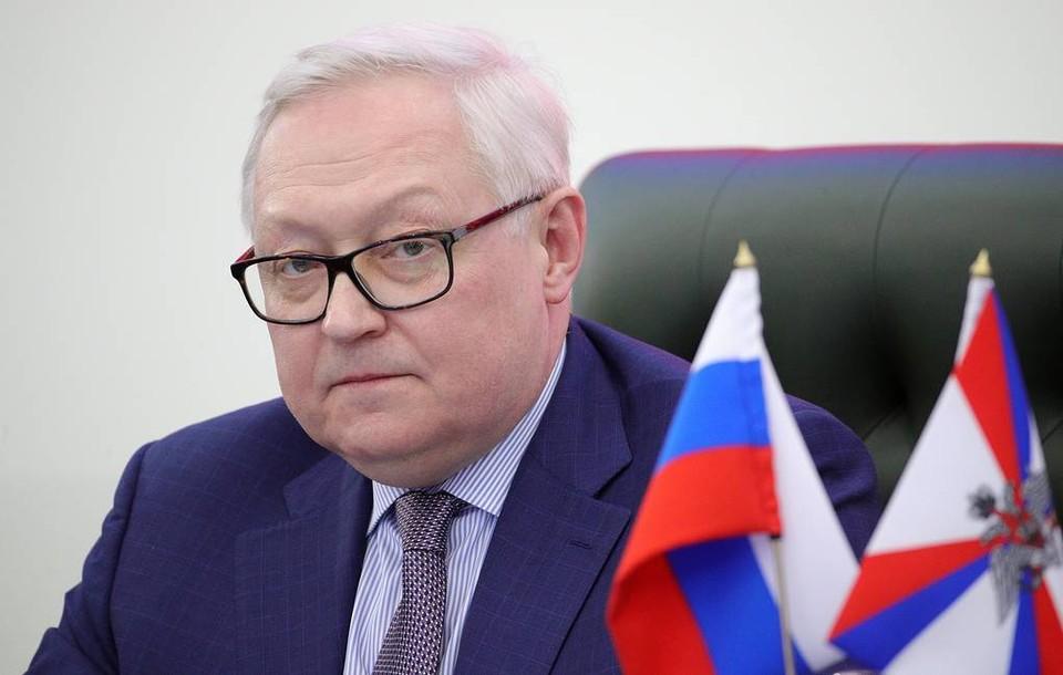 Сергей Рябков назвал тему принадлежности Крыма закрытой