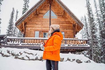 Новый год в Шерегеше: изучение Горной Шории на снегоходах и полеты на вертолете над склонами