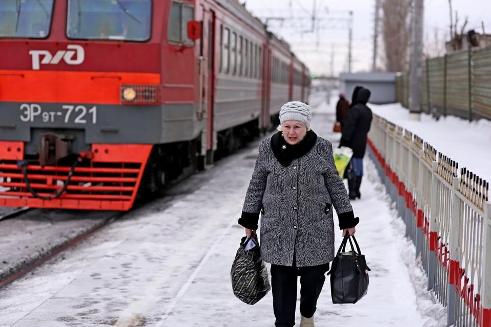 Пассажиры смогут равномерно распределяться в поездах, что сократит их шансы заразиться коронавирусом.