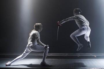 «На острие»: что правда, а что вымысел в фильме о противостоянии русских фехтовальщиц на Олимпиаде
