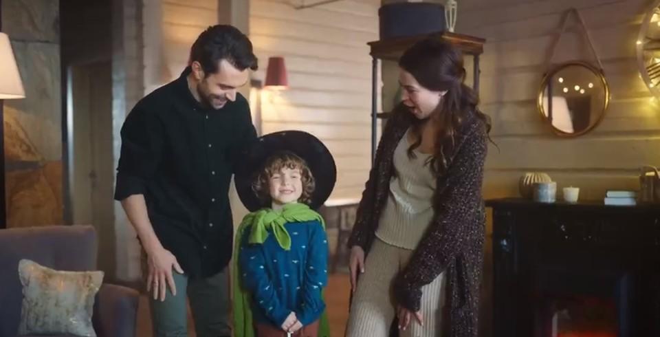 Мальчик из Ижевска стал лицом федеральной рекламы ЛеруаМерлен
