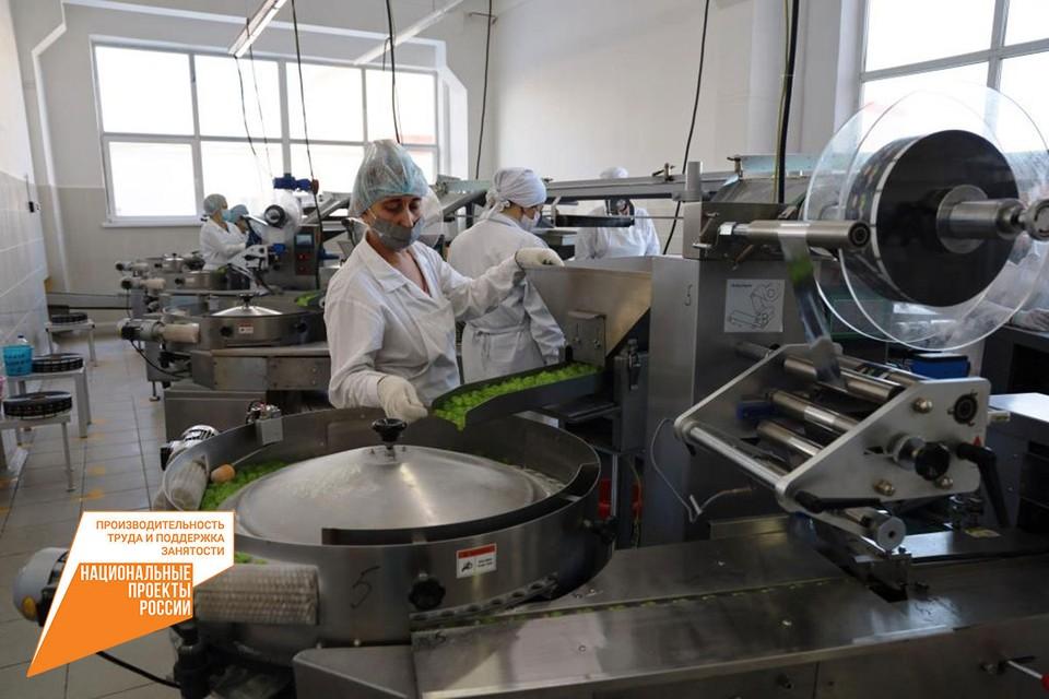 Улучшили эргономику рабочих мест и перепланировали цех. Фото: Министерство промышленности и торговли Самарской области
