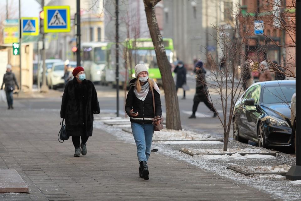 Новые случаи заражения коронавирусом в Красноярске и крае на 2 декабря 2020: заболели 475 человек, умерли 20