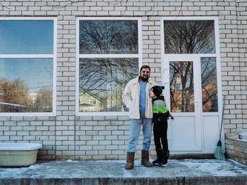 Под Самарой офицера ВДВ с тяжелобольным ребенком выселяют на улицу