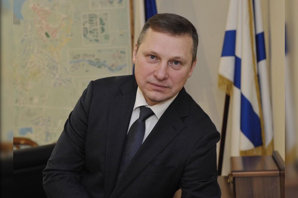 На заседании Совета депутатов большинство парламентариев поддержали кандидатуру Прасова. Фото: администрация ЗАТО Североморск.