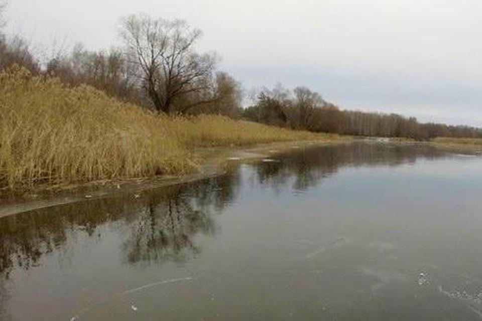 Под Липецком рыбак провалился под лед