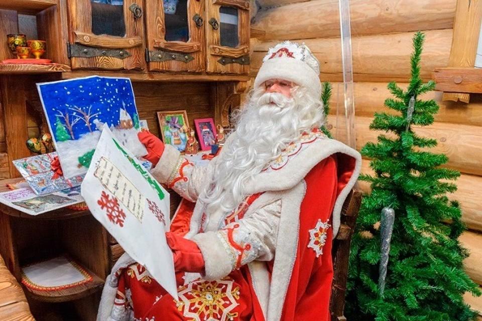 Писать письма Деду Морозу стоит не только детям, но и взрослым
