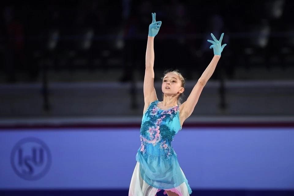 Камилла Валиева будет претендовать на золото