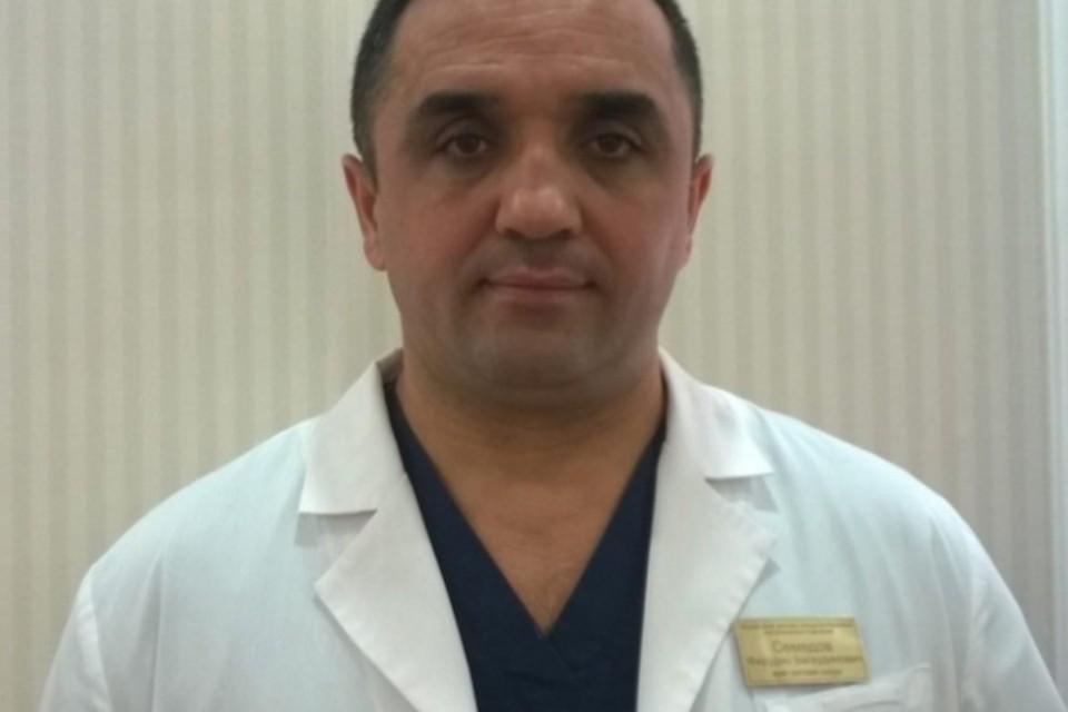 В вымогательстве подозревают хирурга Дербентской городской больницы Фирудина Семедова