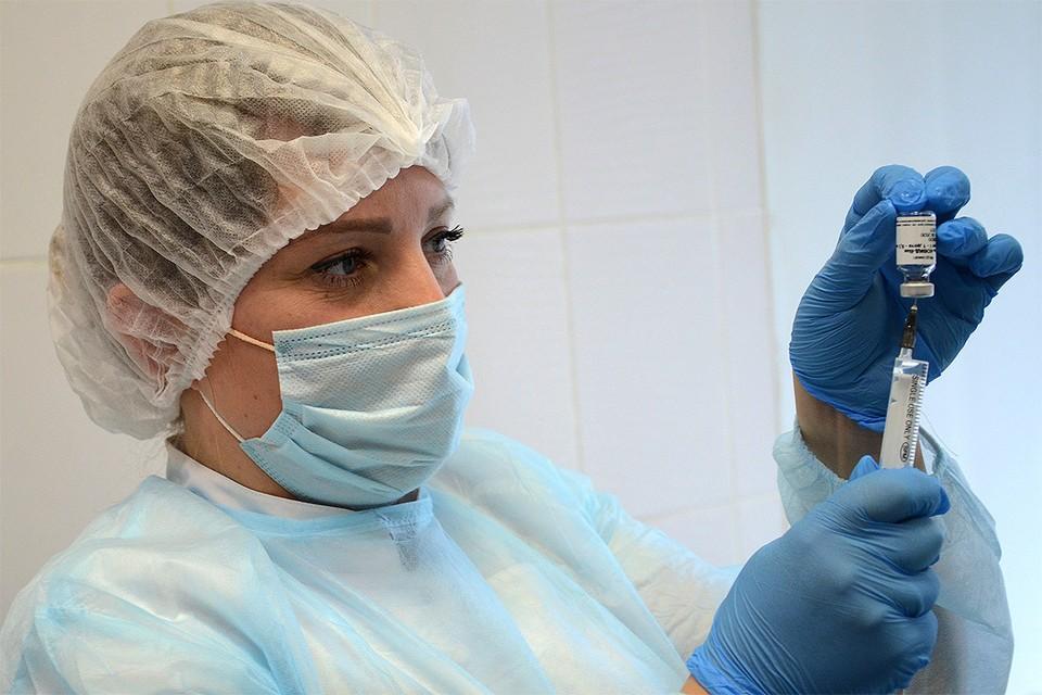 Вакцинация от коронавируса в Москве стартует 5 декабря.