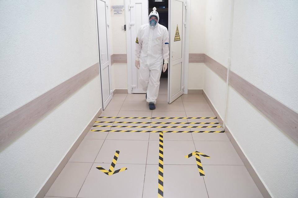 Новокузнецк стал единоличным лидером по числу заболевших коронавирусом в сутки