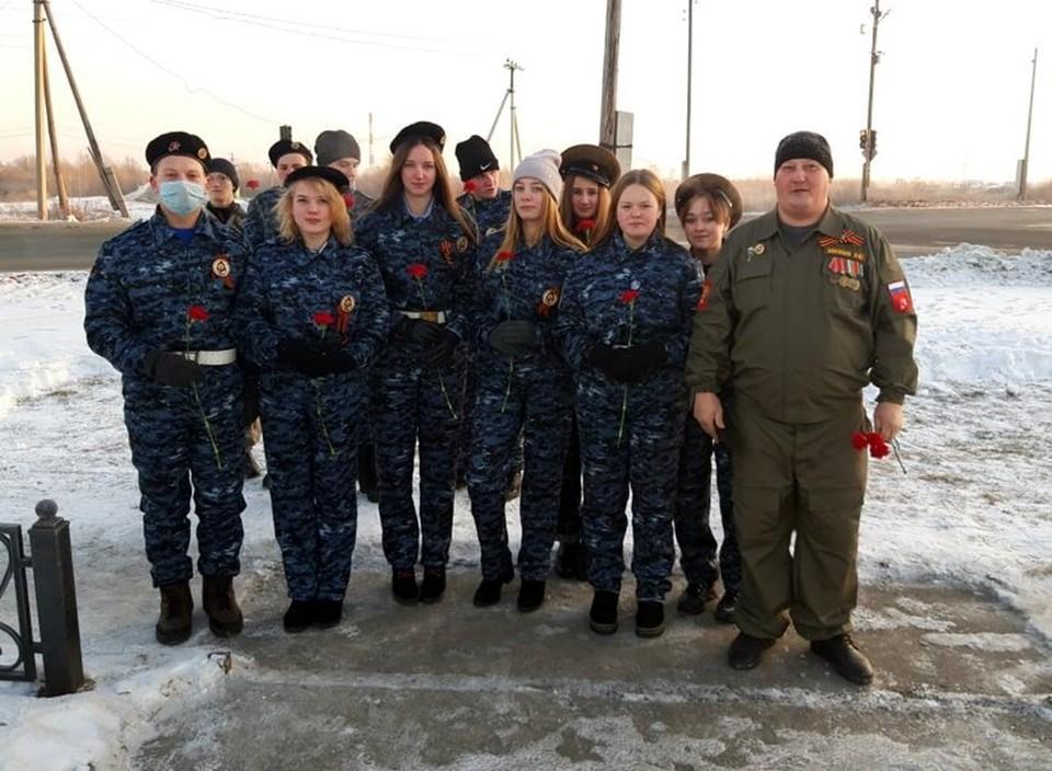 В Томской области массово откликнулись на Всероссийскую акцию в честь Дня Неизвестного солдата