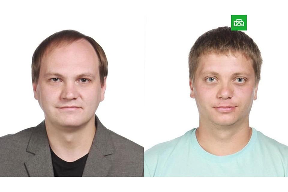 Алексей Петрушко (слева) родился в Мурманске, работал на «Арктик ТВ», потом переехал в Республику Беларусь, сотрудничал с телеканалами «Звезда» и Первым каналом. Фото: www.ntv.ru
