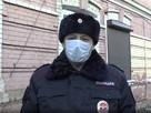 Полицейские спасли людей из горящего дома в центре Саратова