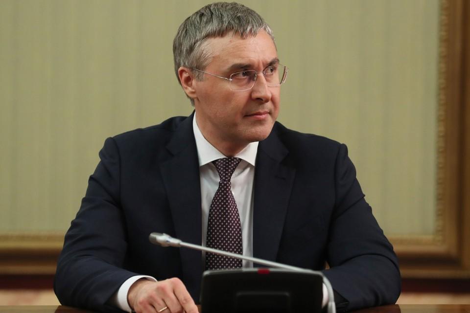 Валерий Фальков заявил, что дистанционное обучение - вынужденная мера, а не полноценная альтернатива. Фото: Екатерина Штукина / ТАСС