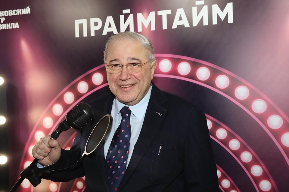 Народный артист дал откровенное интервью