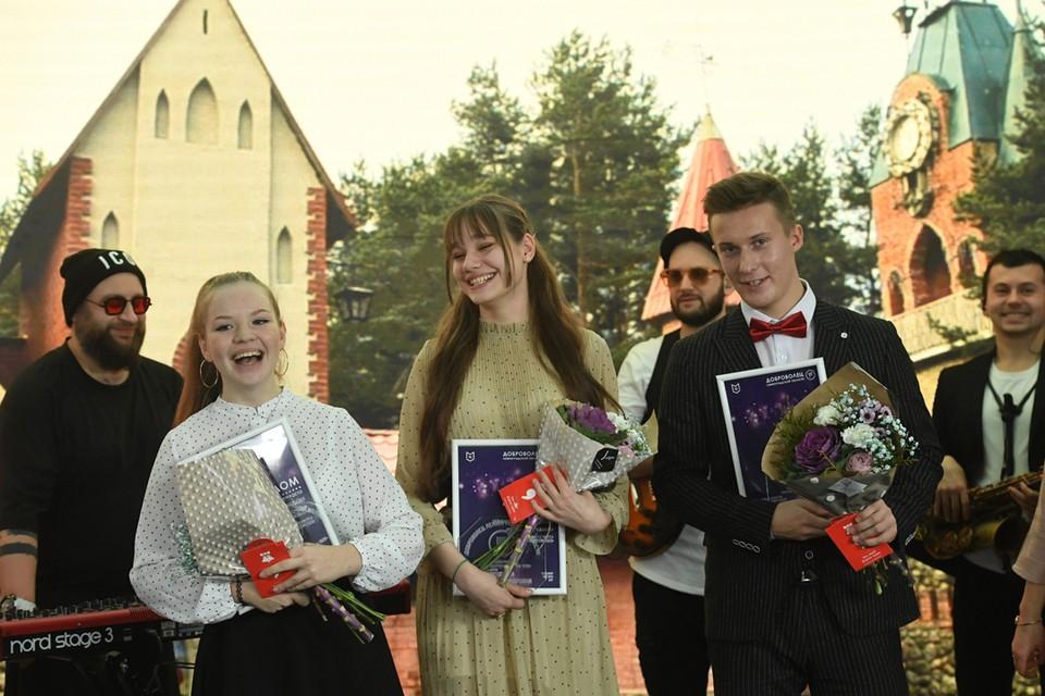 Диана, Наталья и Никита очень рады, что их проекты оказались полезными.