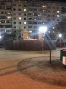 Детский комплекс в «Лукоморье» на Набережной Тамбова огородили забором