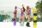 Горные лыжи и сноуборд в Иркутске: лучше гор могут быть только склоны