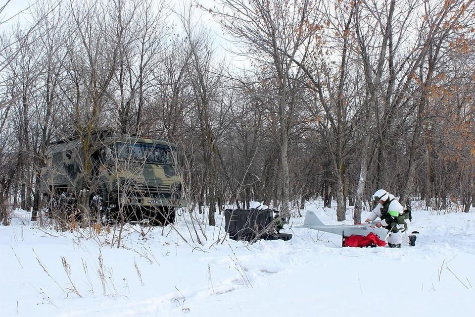 Российские подразделения выполняют задачи в штатном режиме, отметили в Минобороны.