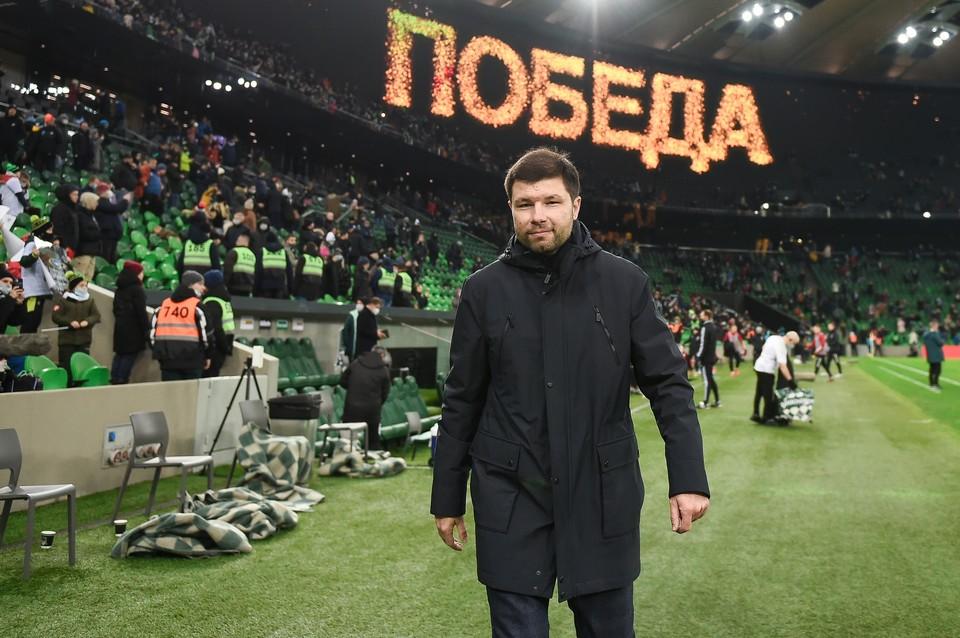 Что произошло после матча Краснодар – Уфа